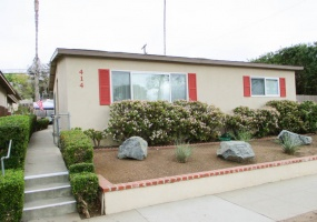 414 S. Nevada St. #A,Oceanside,California 92054,2 Bedrooms Bedrooms,1 BathroomBathrooms,Houses,S. Nevada St. #A,1026